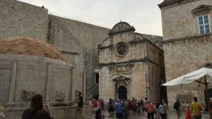 Travel Plans Change: Two Days in Dubrovnik