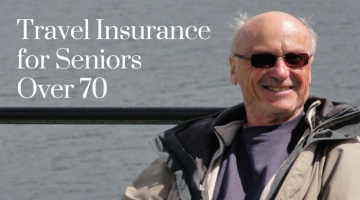 Travel Insurance for Senior Solo Travelers