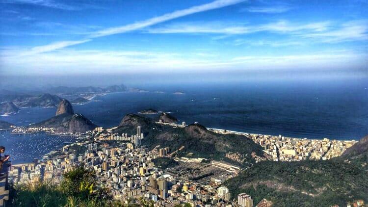 photo, image, corcovado mountain, rio de janeiro, brazil