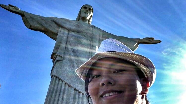 photo, image, christ the redeemer statue, rio de janeiro, brazil