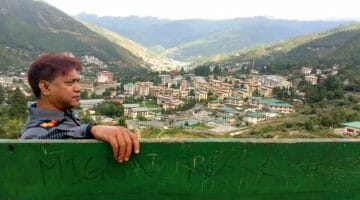 Pic of the Week: Thimphu, Bhutan