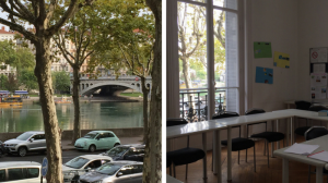 A Solo Side Trip to Lyon – and French Lessons!