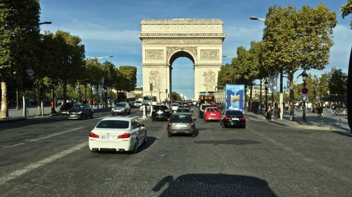 photo, image, arc de triomphe, rome and paris