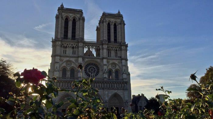 photo, image, notre dame, rome and paris