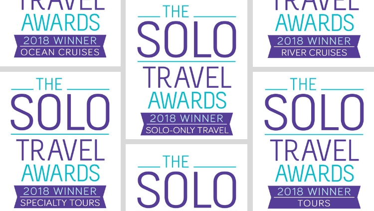 Here are the Winners of the 2018 Solo Travel Awards - Solo