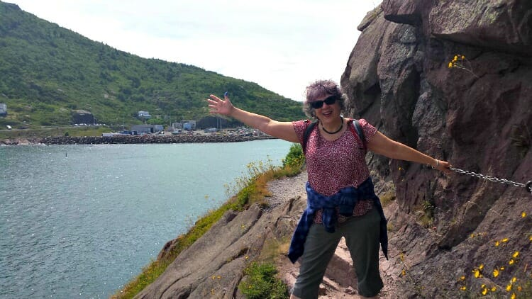 photo, image, hiking, culture of newfoundland