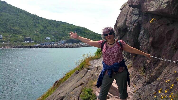 photo, image, hiking, culture of newfoundland