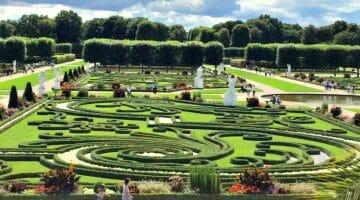 photo, image, Herrenhausen Garten, hannover, germany