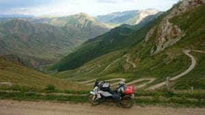 Pic of the Week: Mountains of Kyrgyzstan