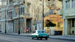Pic of the Week: Driving through Havana, Cuba