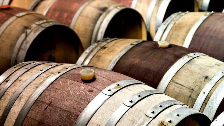 photo, image, wine barrels, food wine western canada