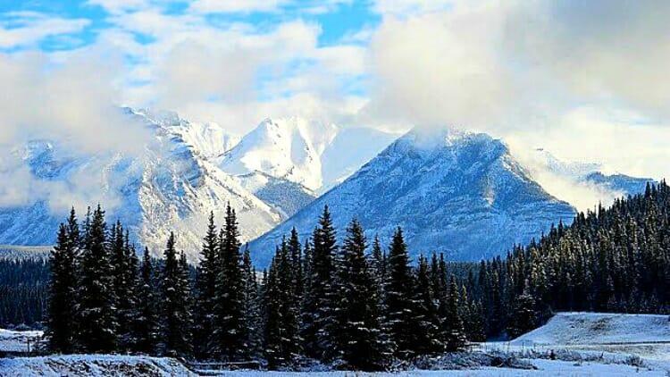 photo, image, mountains, banff, western canada photos