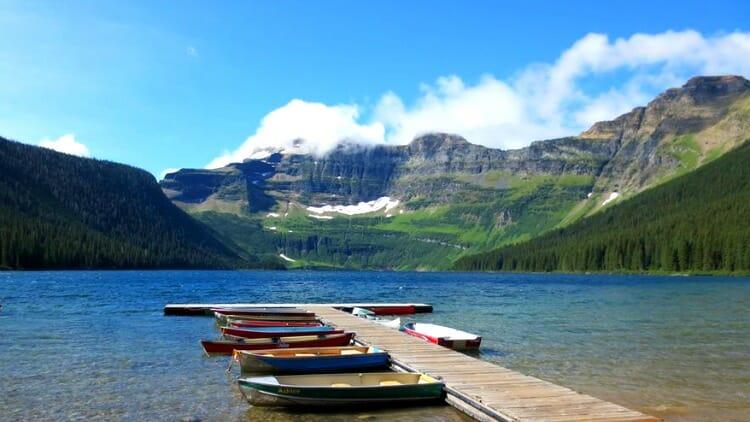 photo, image, cameron lake, western canada photos