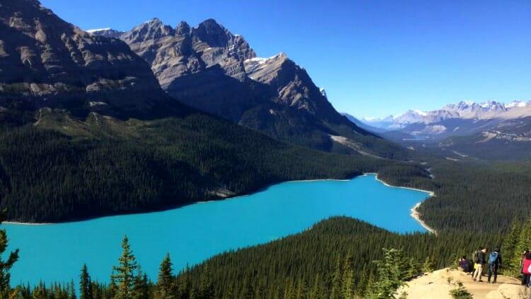 photo, image, peyto lake, western canada photos