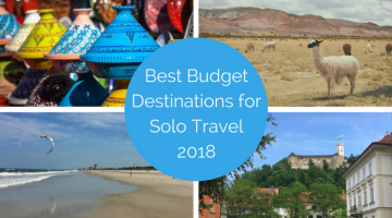 best budget destinations