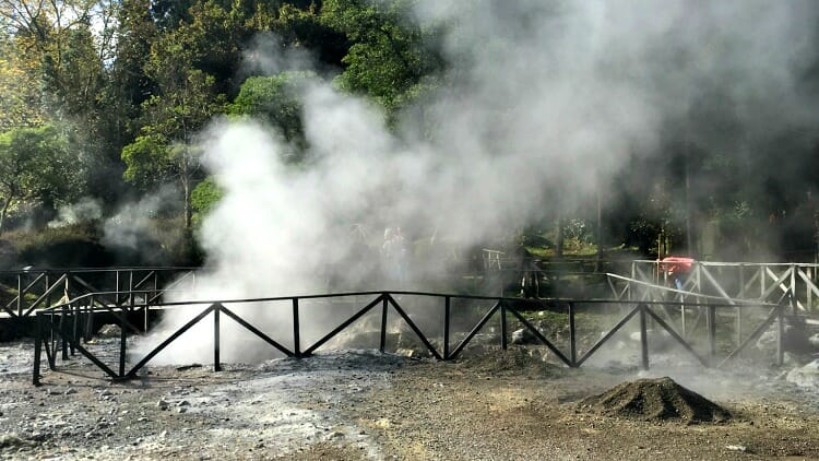 photo, image, furnas, azores, sao miguel