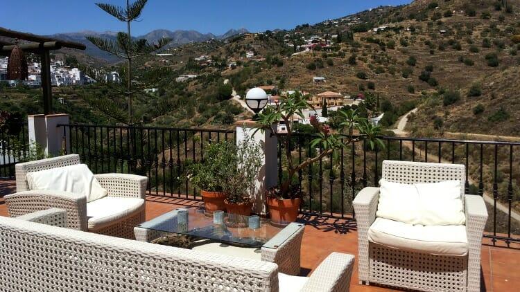 photo, image, terrace, torrox
