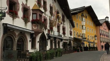 The Beauty of Kitzbühel in Autumn