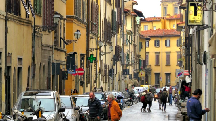 photo, image, street scene, florence