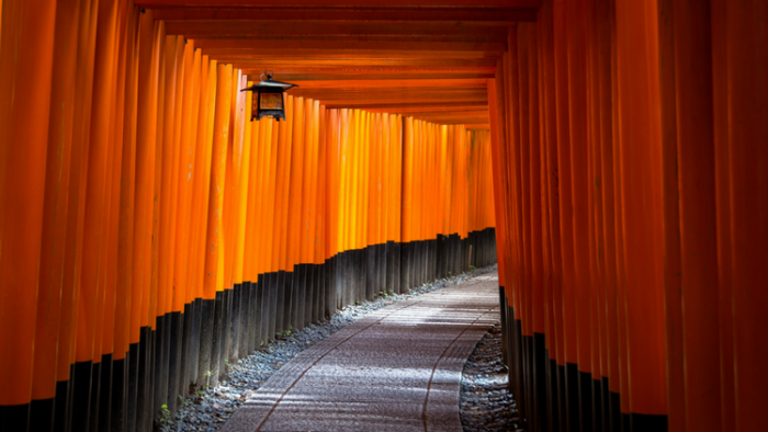 photo Japan solo Fushimi Inari-taisha shrine