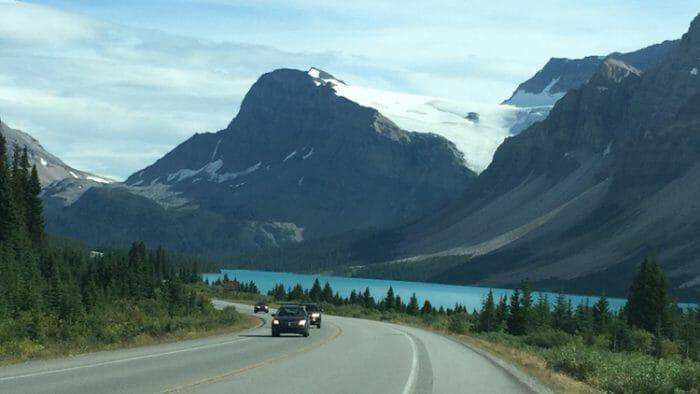 photo, image, lake, icefields parkway