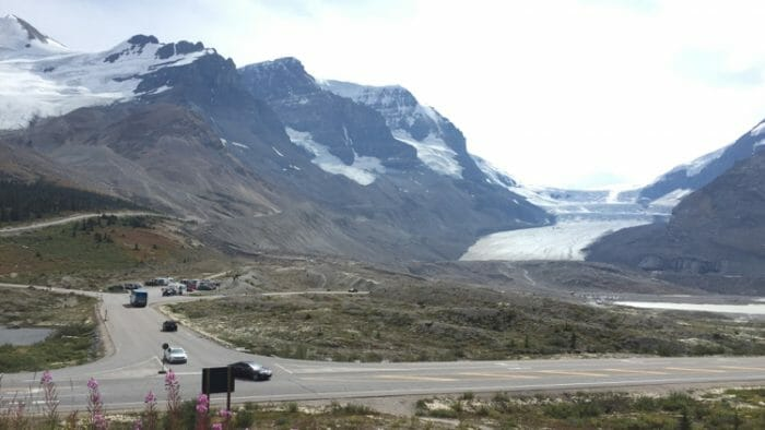 photo, image, mountains, icefields parkway