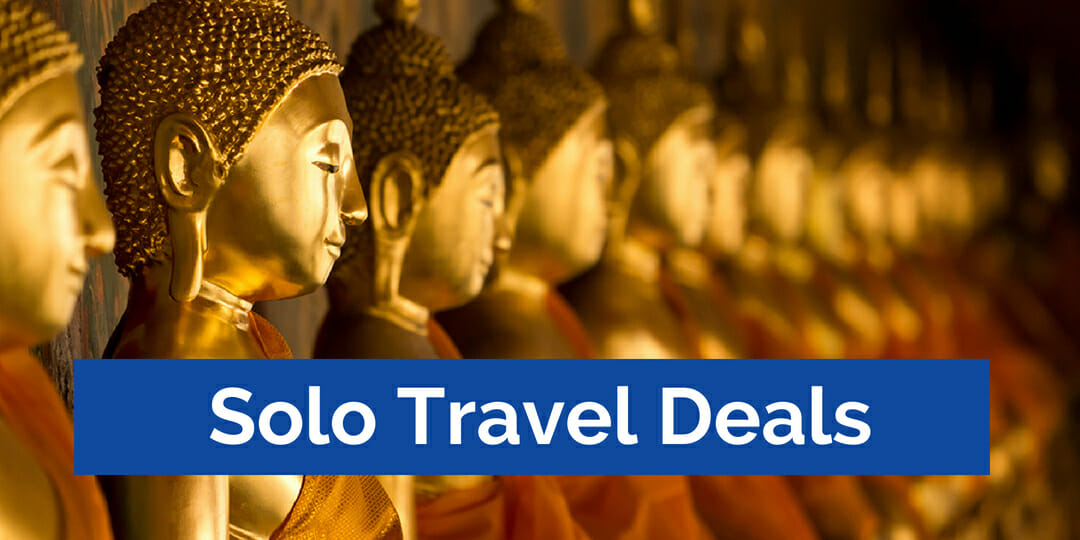 Tour Companies For Solo Travelers