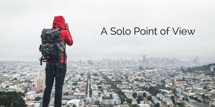 a solo point of view