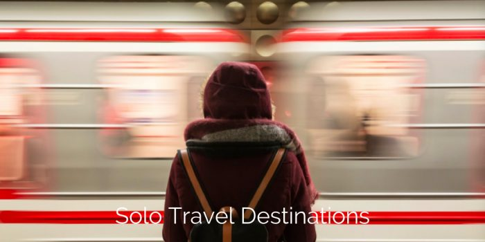 solo travel destinations