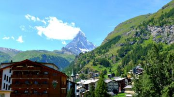 Solo Travel Destination: Zermatt, Switzerland