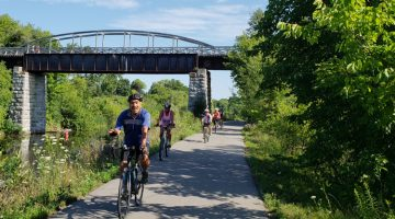 Bike Ontario: Rail Trails Make it Easy