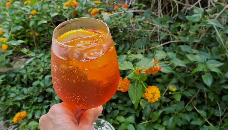 photo, image, aperol spritz, solos-only tour