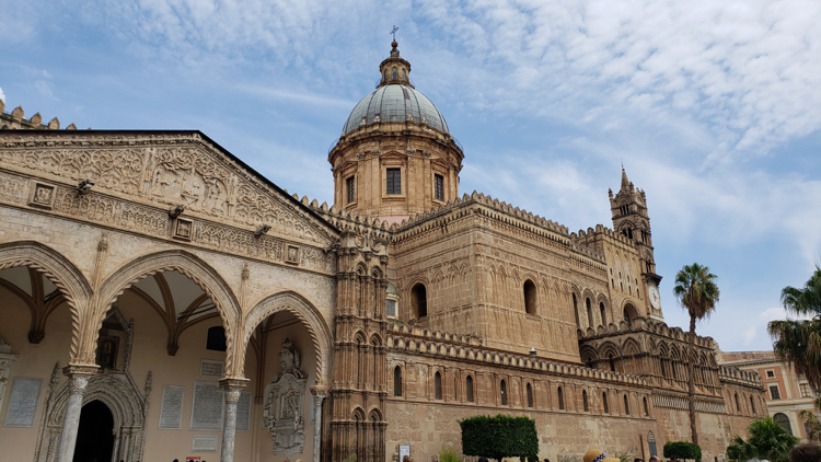 photo, image, cathedral of palermo, solos-only tour