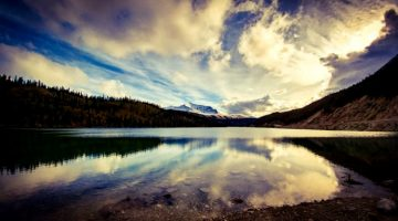 Pic of the Week: Summit Lake, British Columbia