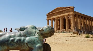 Ancient Sites in Sicily on a Resort Holiday