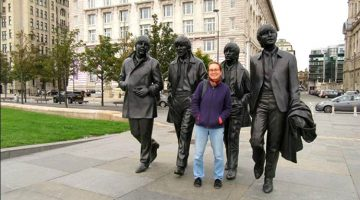 photo, image, beatles monument