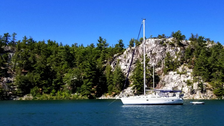 photo, image, sailboat, road trip to killarney