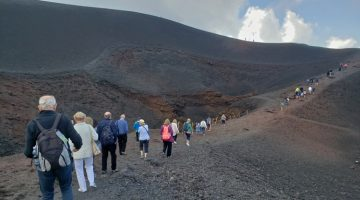 Soft Adventure in Sicily: Climbing Mount Etna the Easy Way