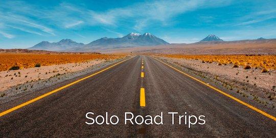 solo road trip