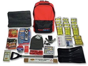winter road trip kit