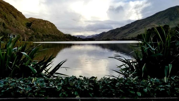 photo, image, pollacappul lake, ireland