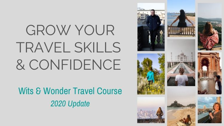 Wits & Wonder Travel Course