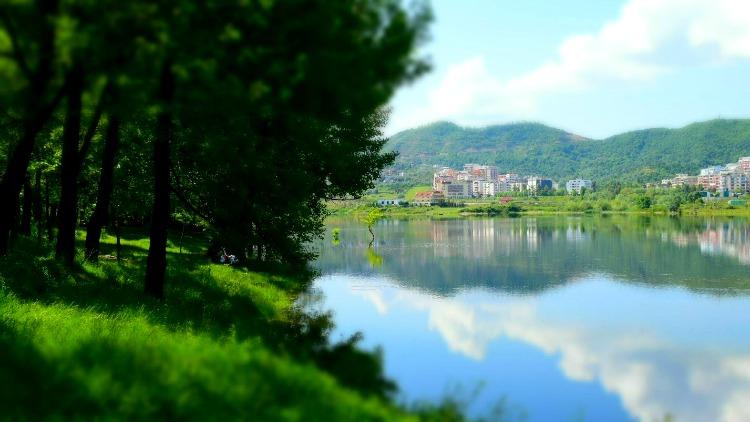 Grand Park, Tirana, destinations for solo travelers on a budget