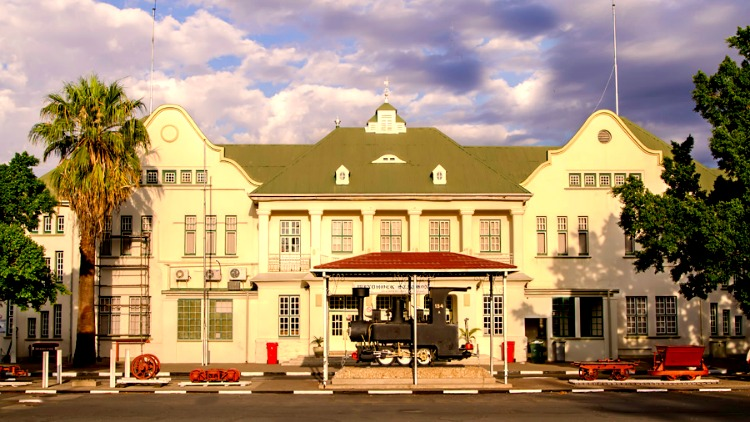 transnamib museum, destinations for solo travelers on a budget