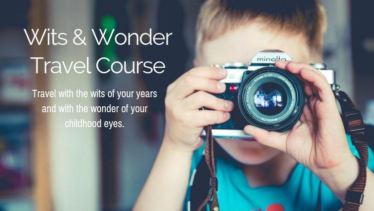 Wit & Wonder Travel Course