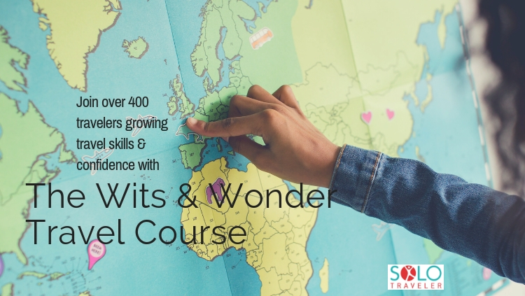 photo, image, wits and wonder travel course, solo traveler community
