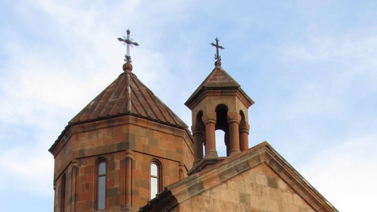 St. Sarkis Church, destinations for solo travelers on a budget