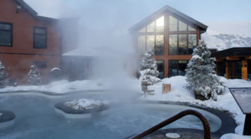 Going to the Spa Solo: Favorite Water Treatments Indoors and Out
