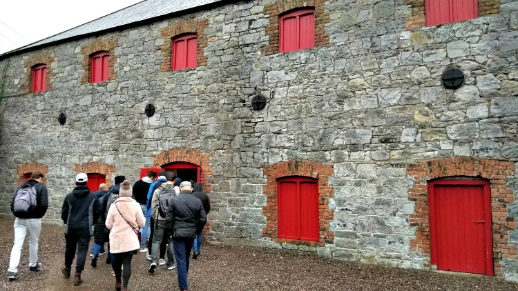 photo, image, jameson distillery, discovering irish whiskey