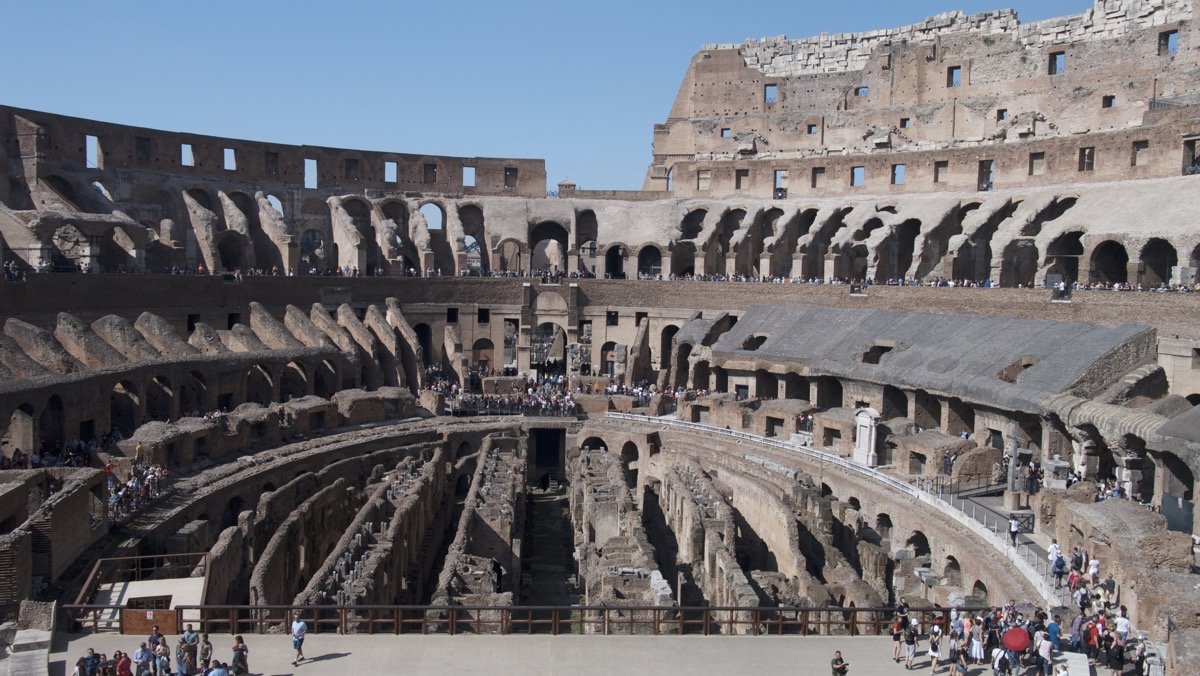 photo, image, colosseum, solo holiday